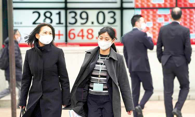 markets record highs asian recovery