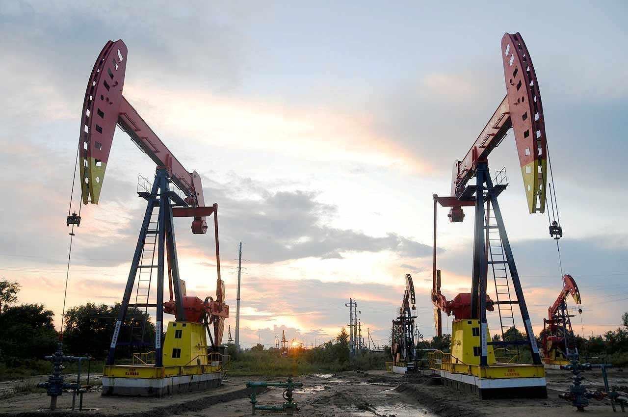 markets record oil prices barrel