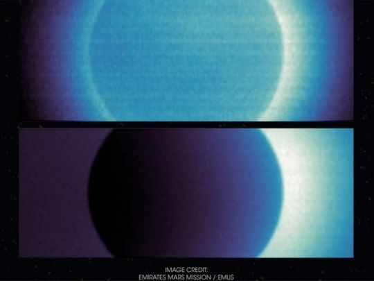 mars mission images planet emirates