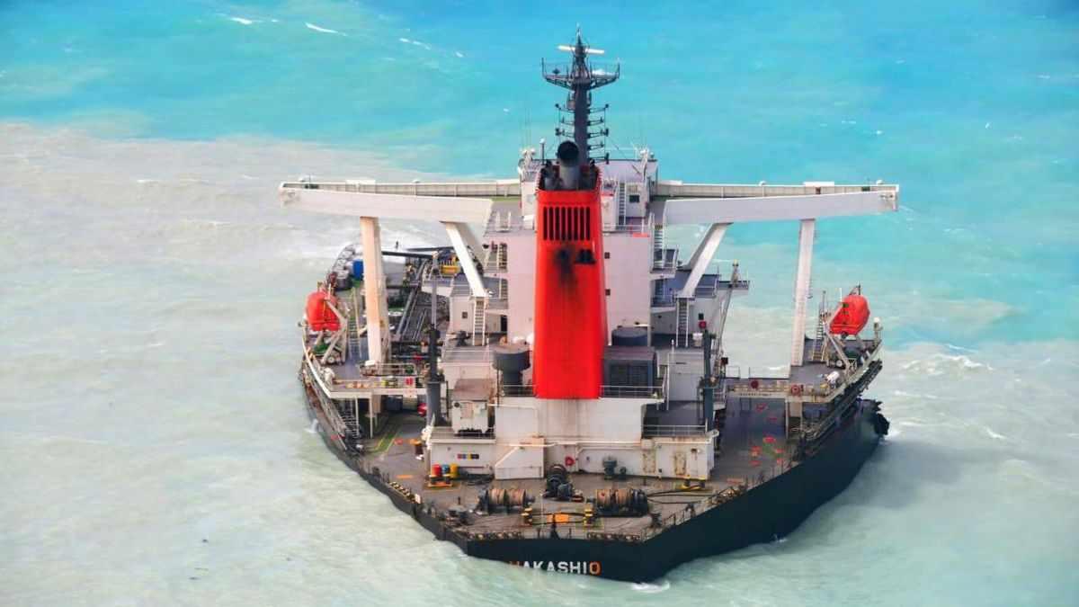 mauritius oil concerns
