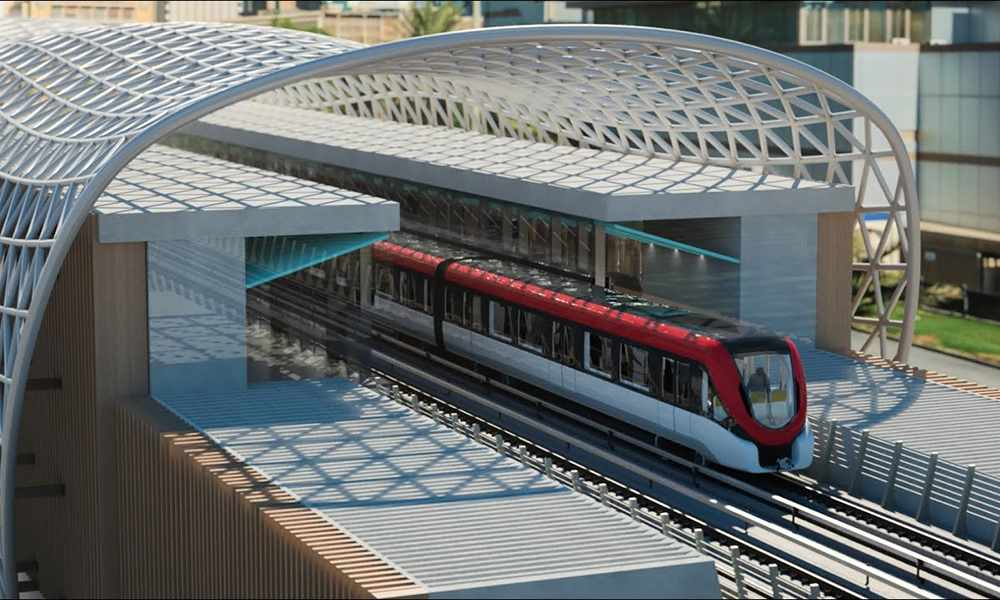 metro, project, phase, bahrain, process,