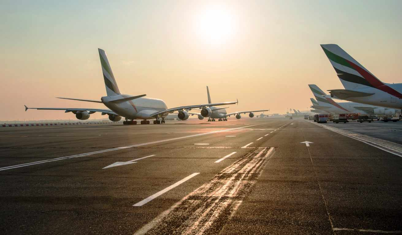 middle-east airlines dramatic demand