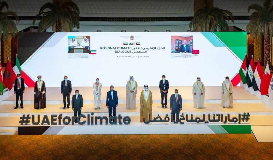 middle-east climate leaders global partners