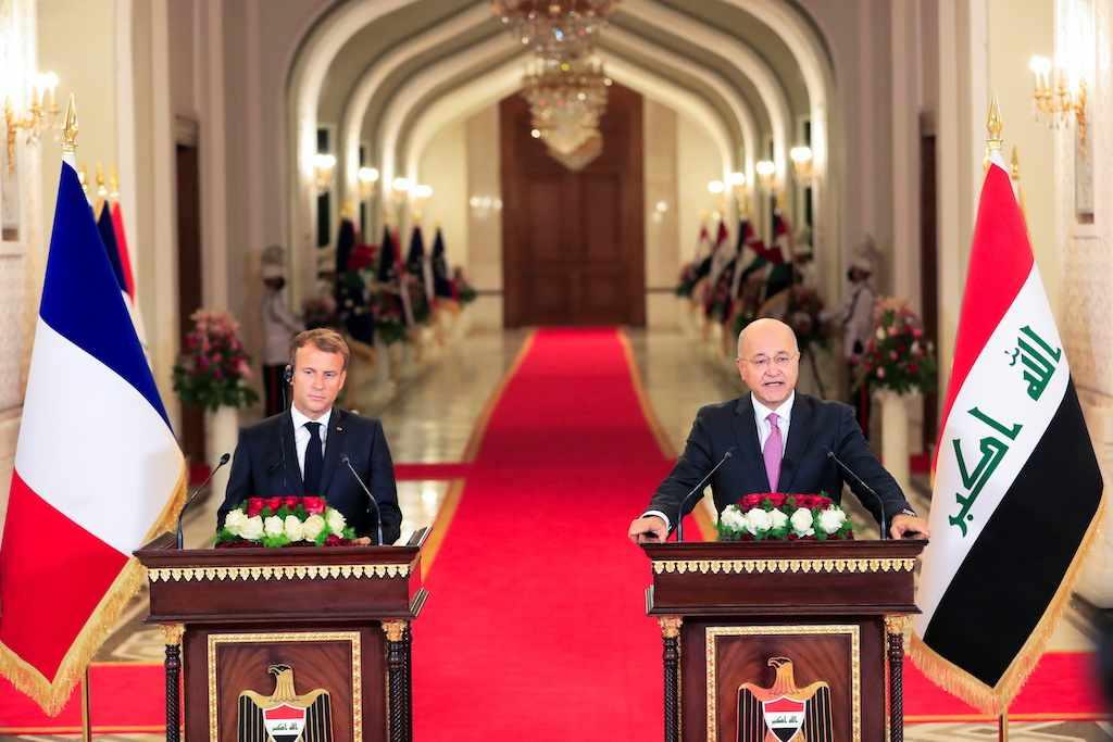 middle east, leaders, baghdad, regional, summit,