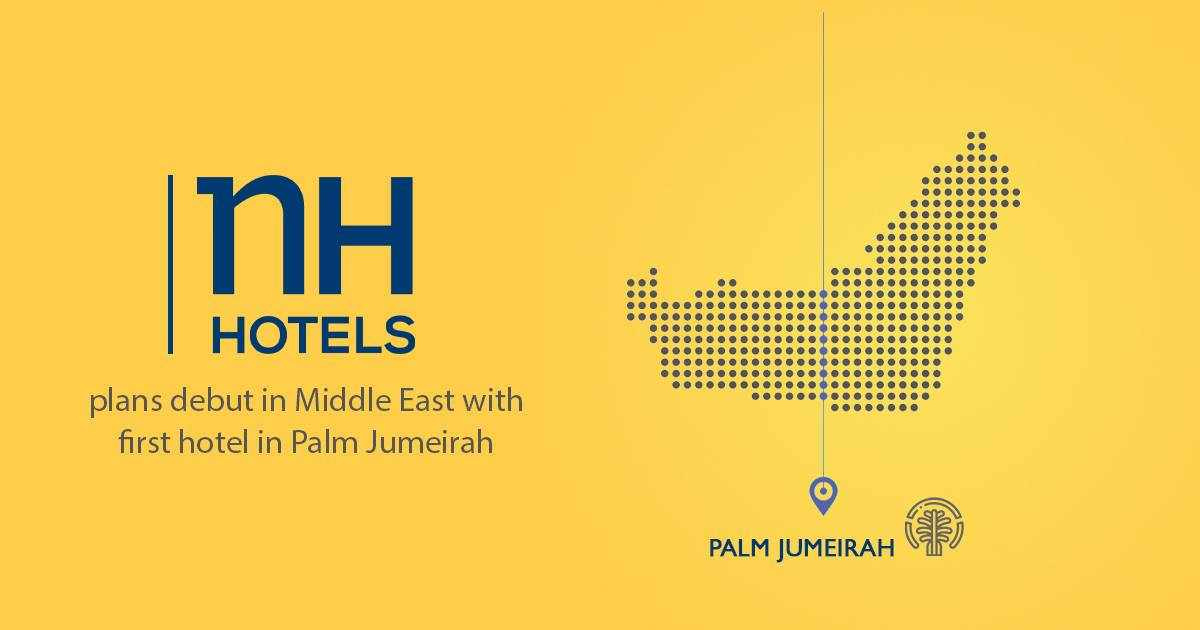 middle-east palm hotel hotels debut