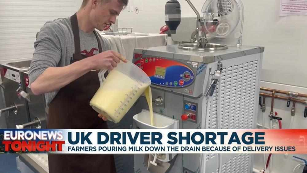 milk, directly, lorry, drivers, try,