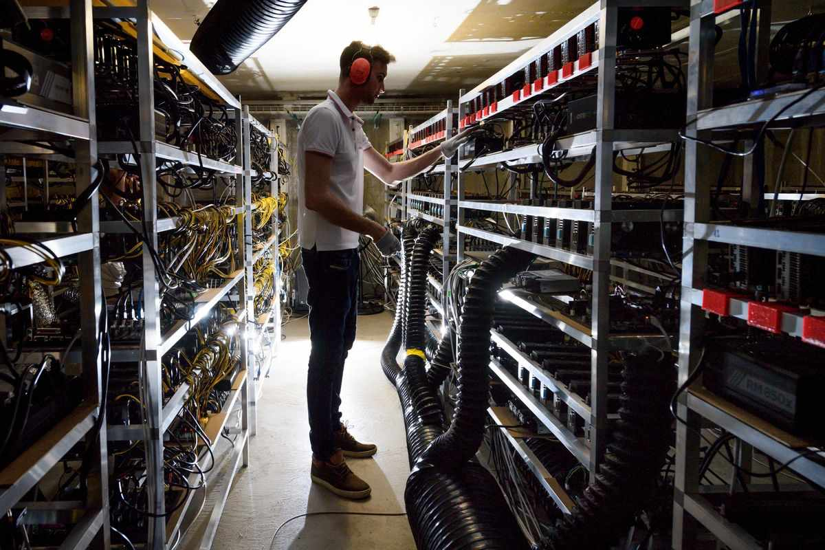 miners crypto emissions part solution