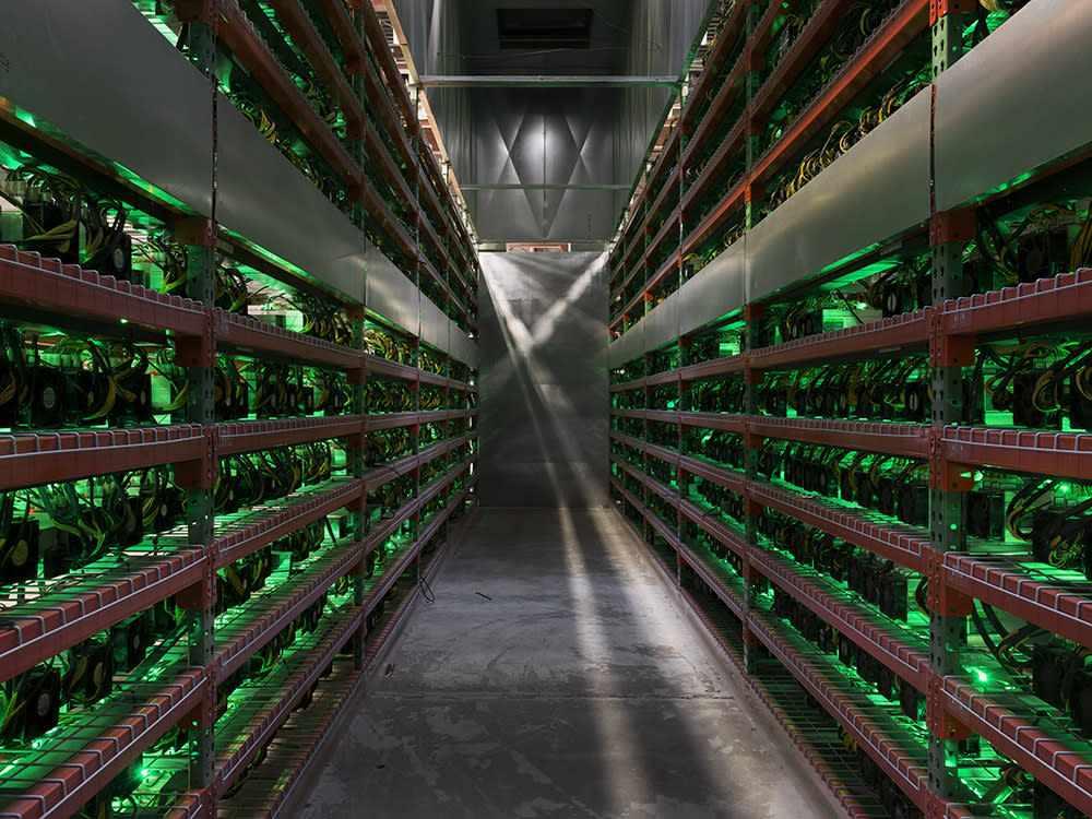 mining machines bitcoin kazakhstan company