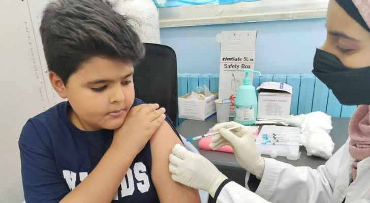 ministry health vaccines covid olds