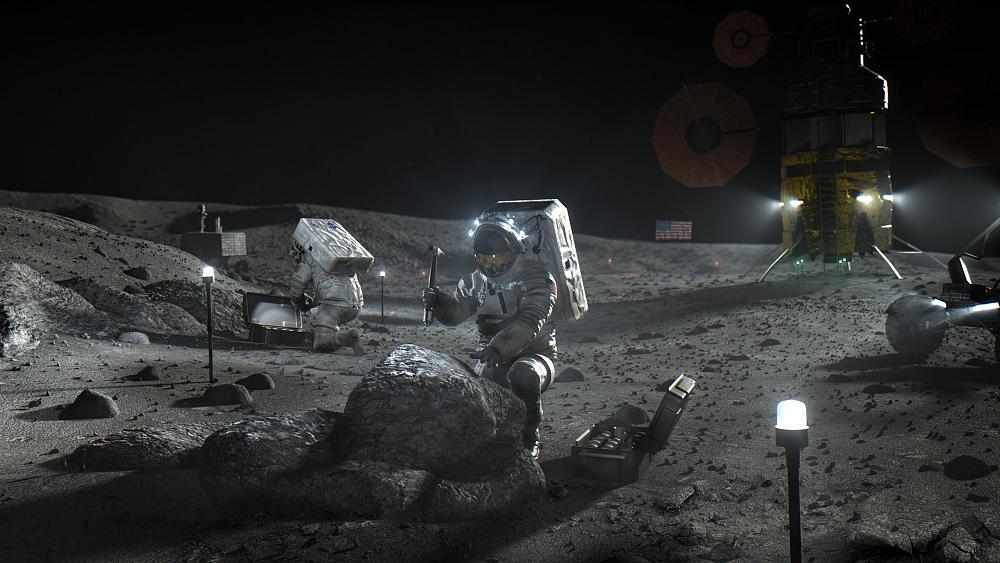 moon nasa lander mission astronauts