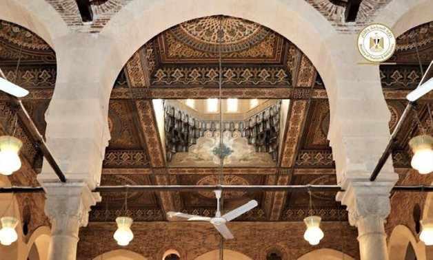 mosque imam tourism awqaf inaugurate