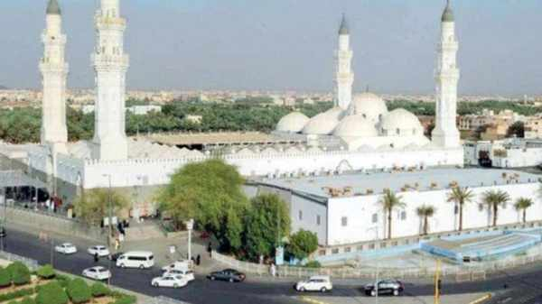 mosque quba worshipers clock covid