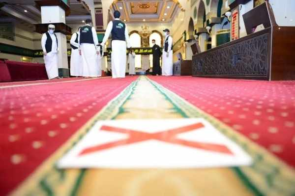 mosques reports cases worshipers covid