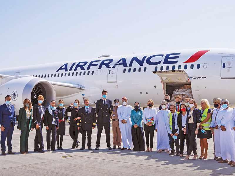 muscat, france, international, airport, flight,