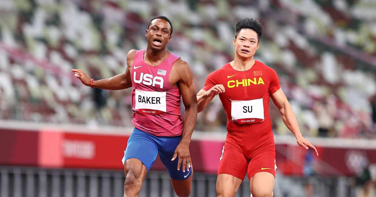 national, games, sprinters, chinese,