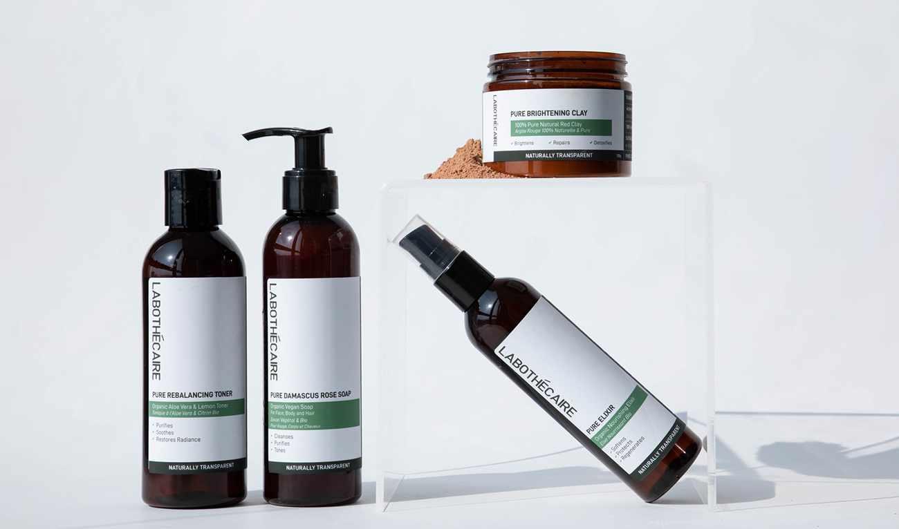 natural skincare beauty startup gap