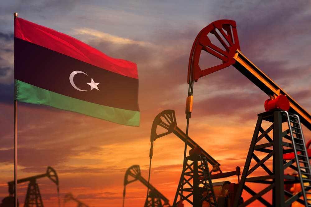november production oil opec libya