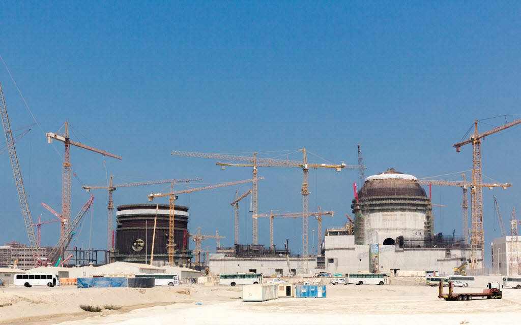 nuclear energy unit power barakah