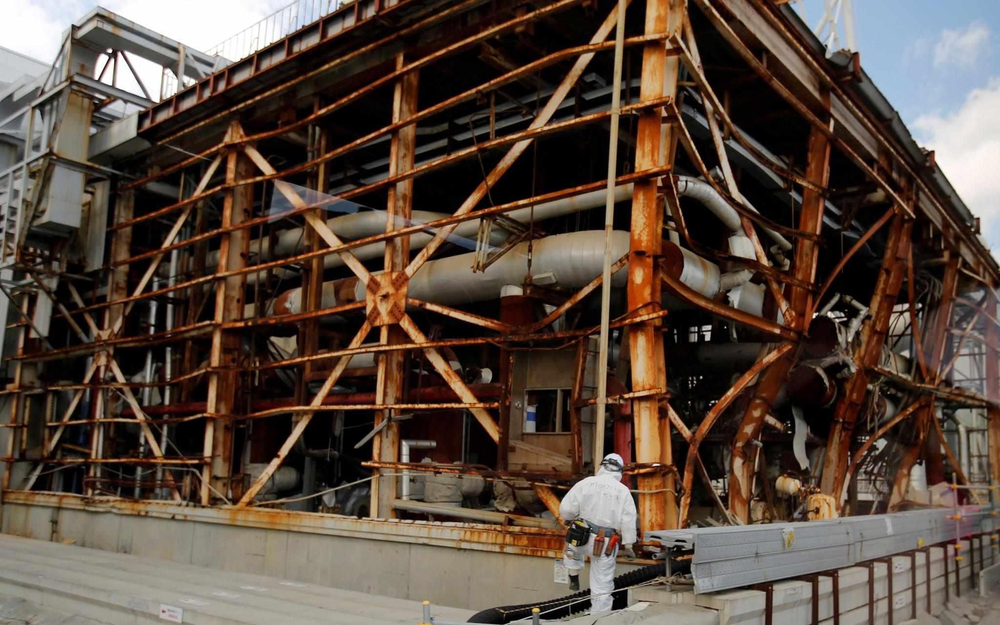 nuclear fukushima japan disaster made
