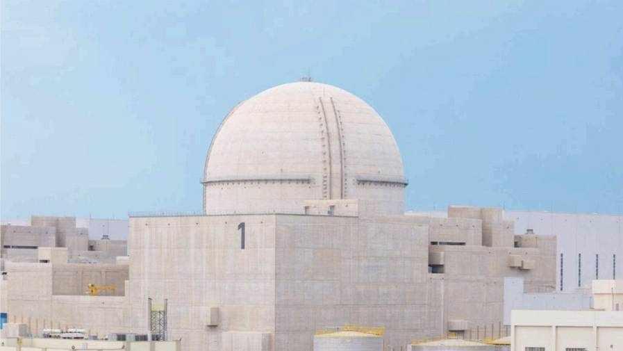 nuclear plant barakah energy life