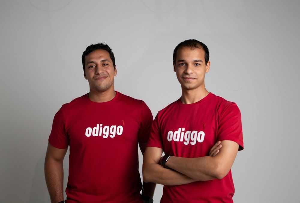 odiggo, autotech, ahmed, seed, round,