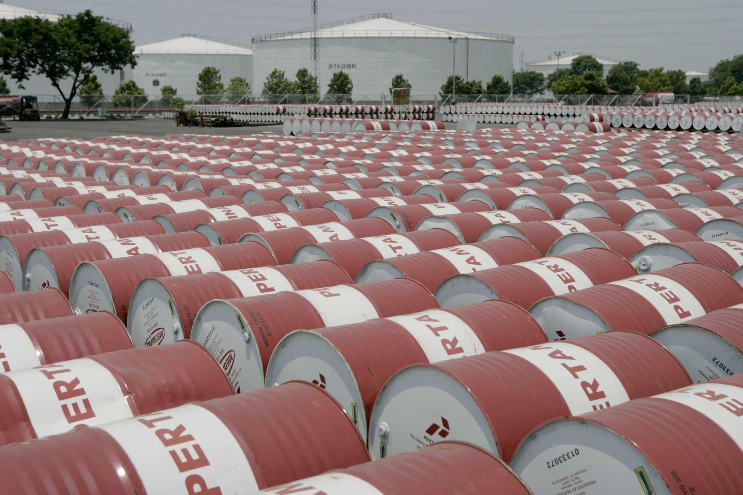 oil demand asia virus several