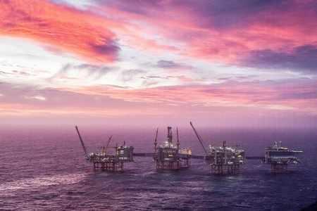 oil demand lowest