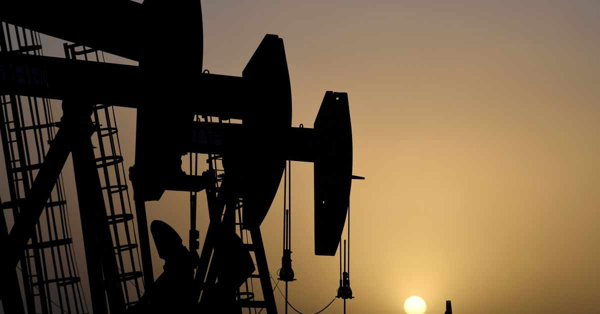oil demand multi highs recovery