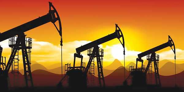 oil dollar dips breather crude