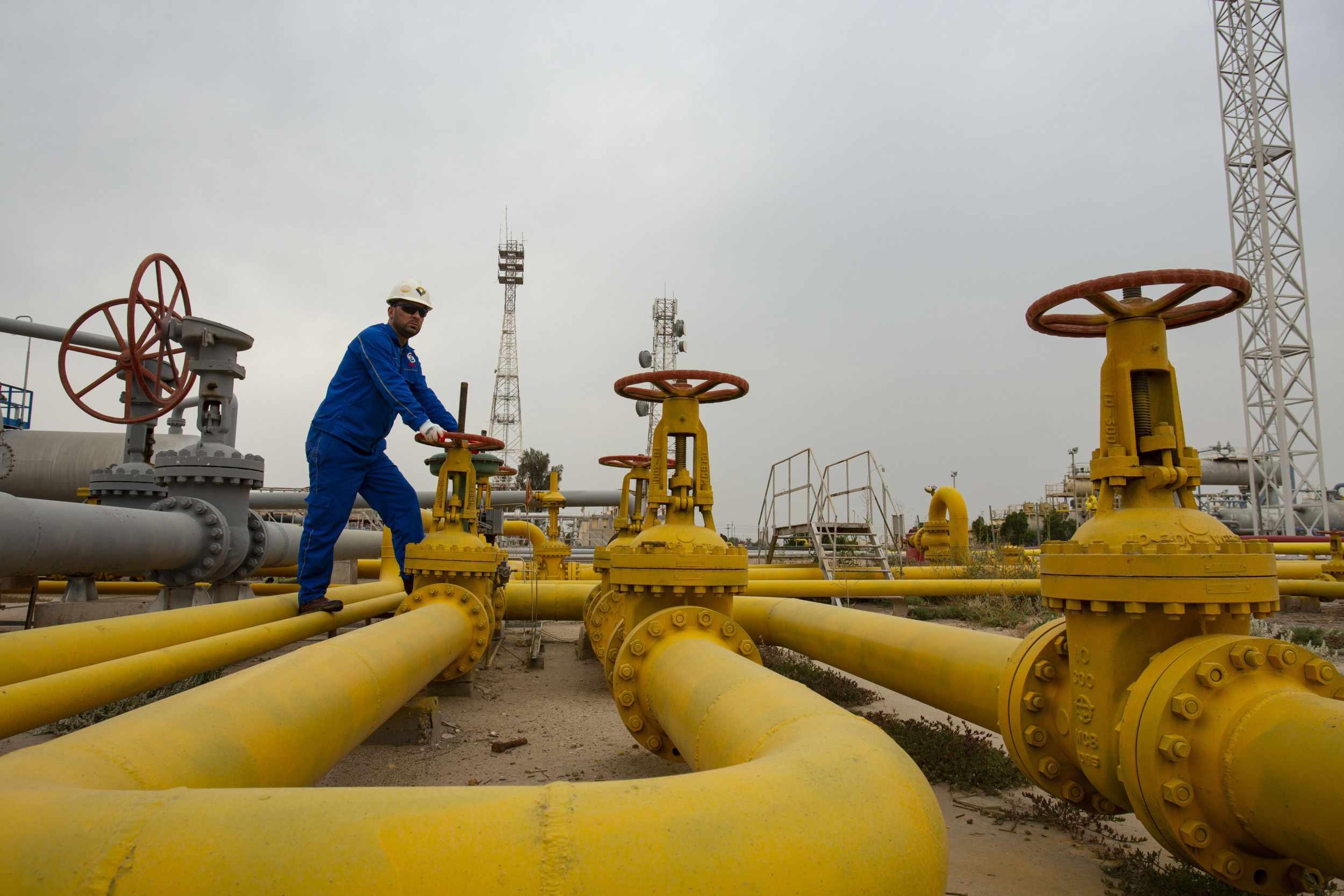oil iraq fear powerful corruption