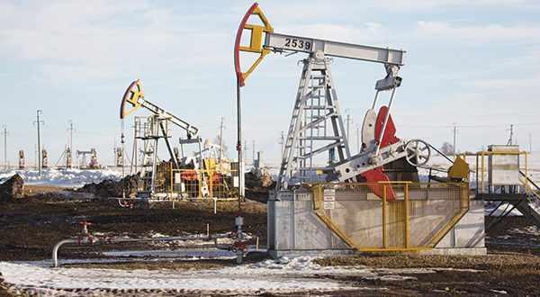 oil march loss virus comeback