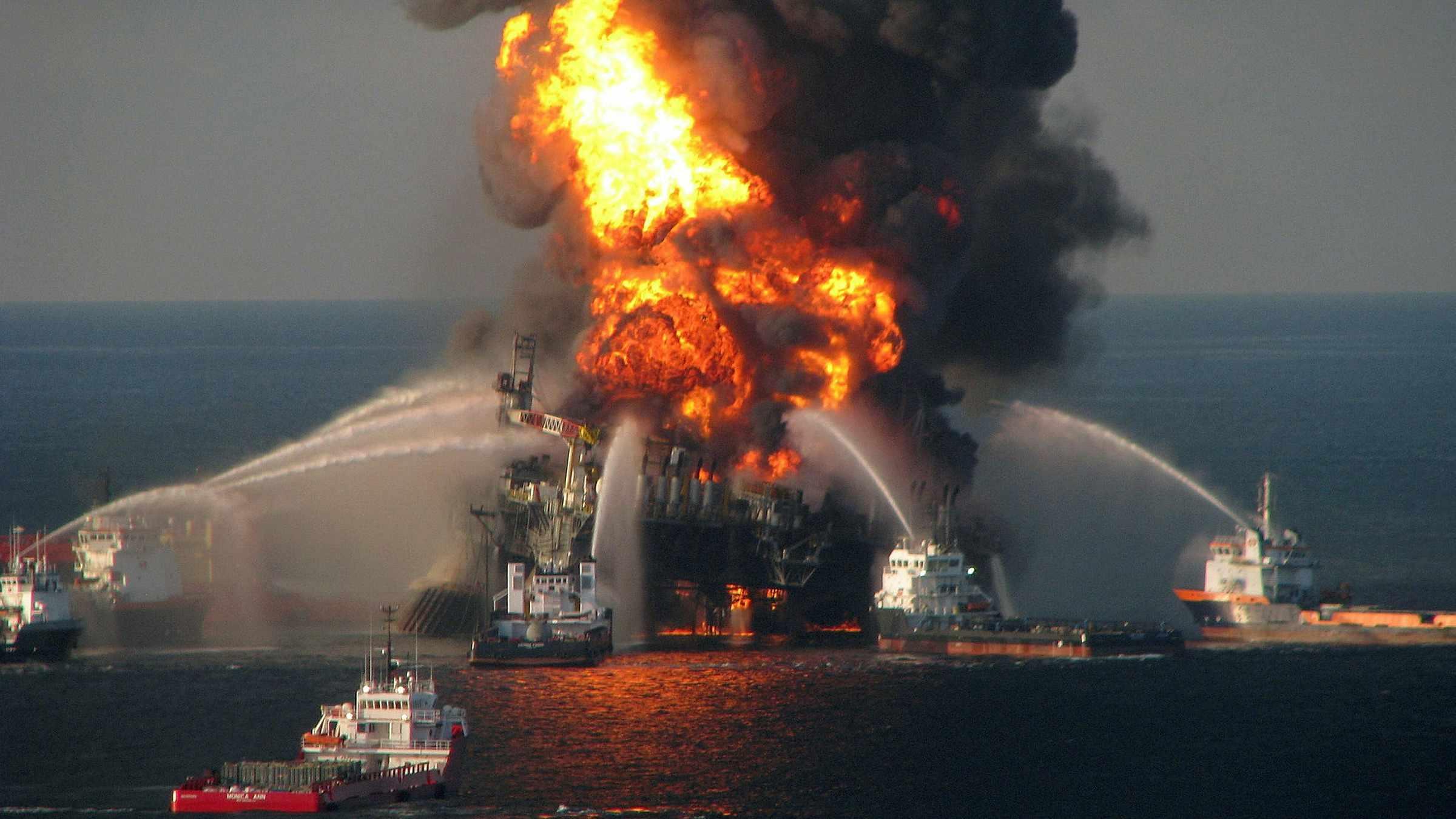 oil sales spree emissions