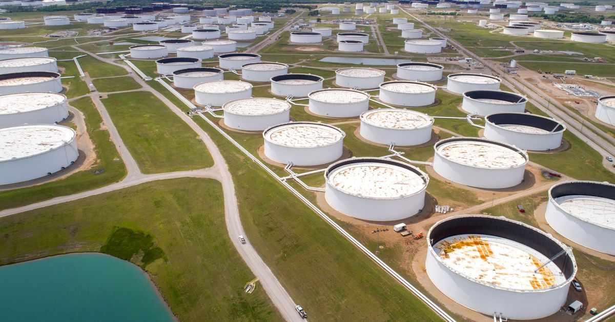 oil wti brent benchmark reuters