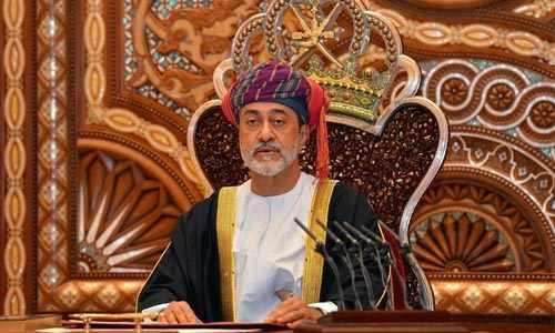 oman bahrain succession law eldest
