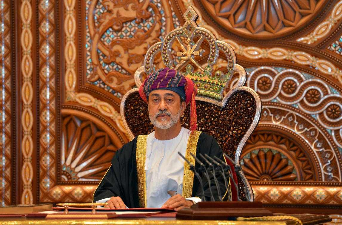 oman crown prince constitutional overhaul