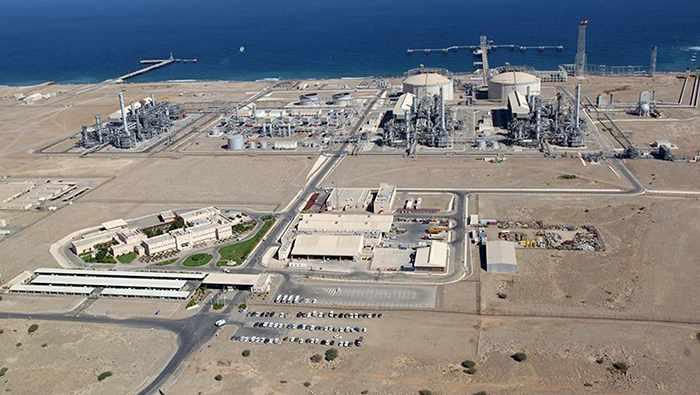 oman oil barrel gains steam