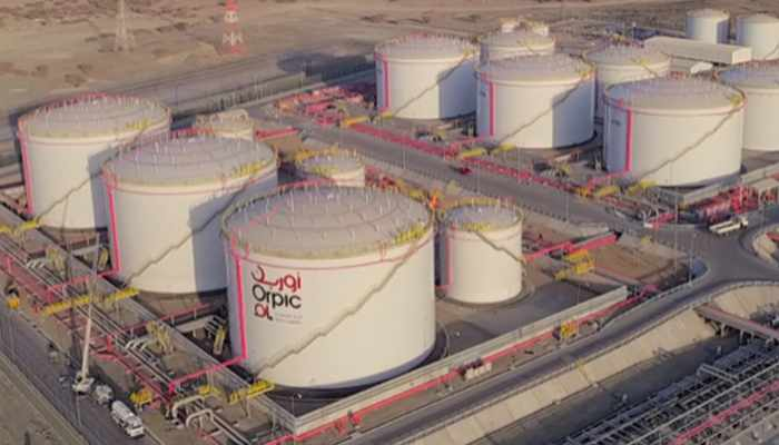 oman oil crude production october