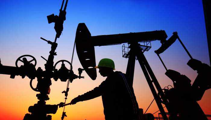 oman oil production cent average