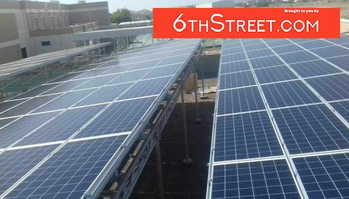 oman project energy solar schools