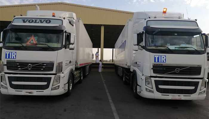 oman saudi system transport road