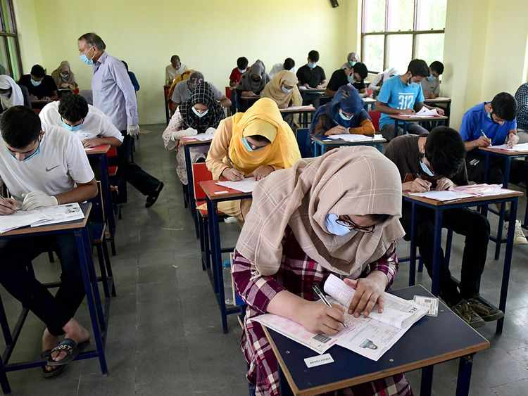 oman schools january blended education