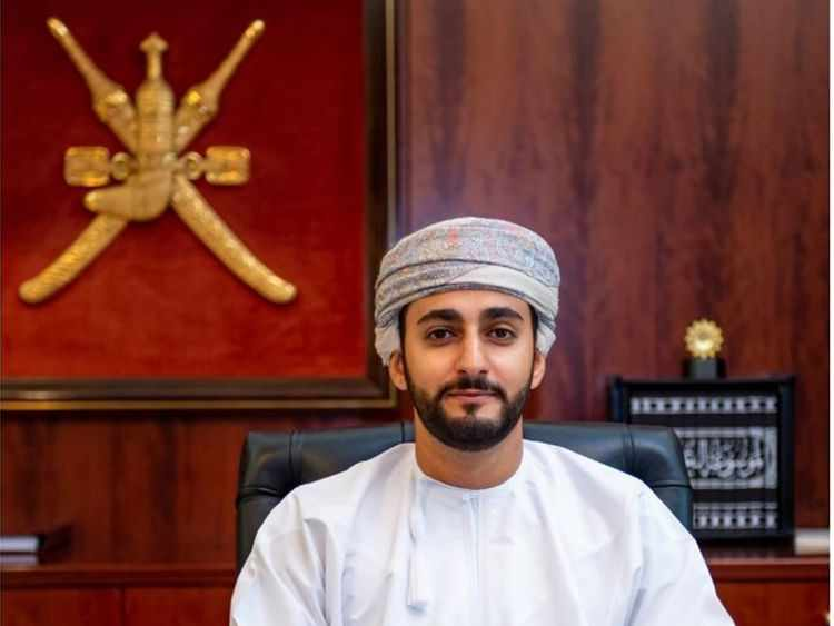 oman sultan haitham crown prince