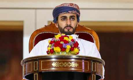 oman sultan law eldest son