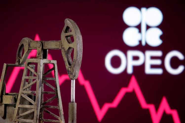 opec oil market output spreads