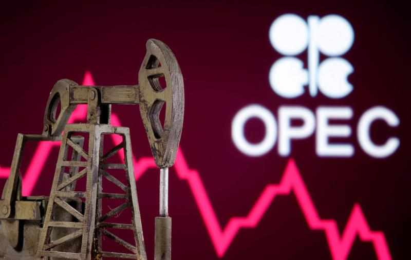 opec oil prices reuters output