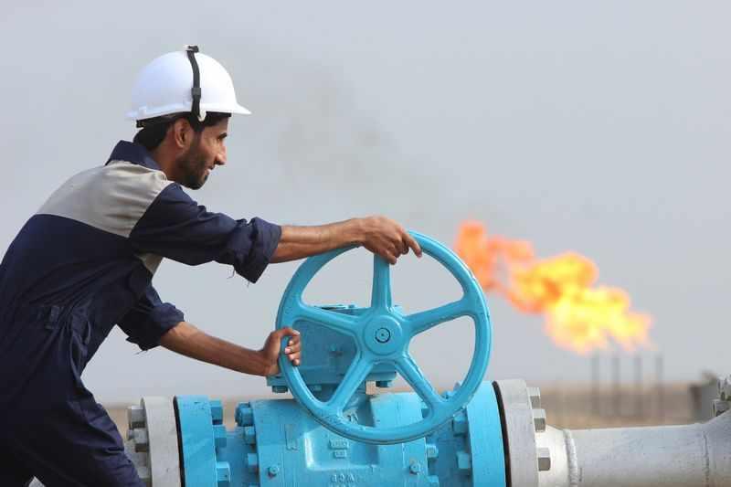 opec oil reversing output