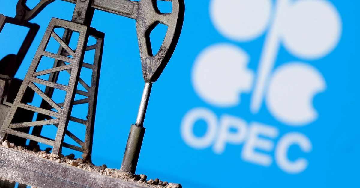 opec oil supply prices