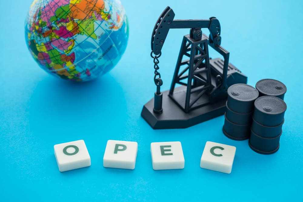 opec production oil uae countries