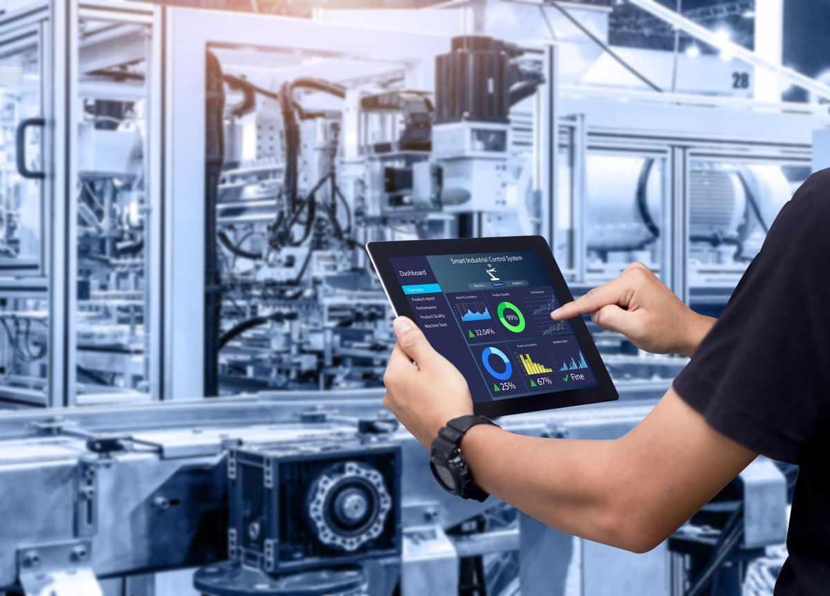 optimizing self plant industrial operational