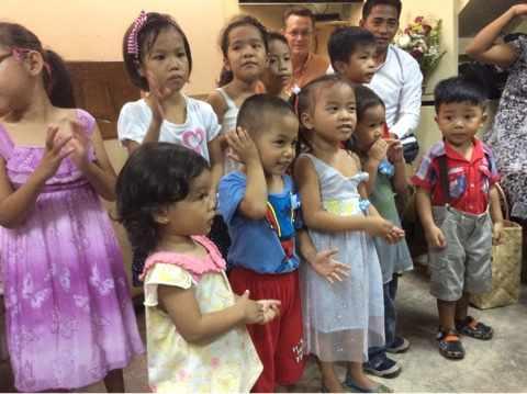 orphanage, philippine, outbreak, children, covid,